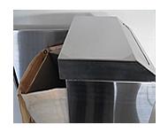 紙類の廃棄 機密BOXの特徴 前面からの開閉防止