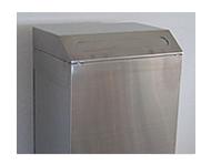 紙類の廃棄 機密BOXの特徴 機密書類の逆流防止付き投入口