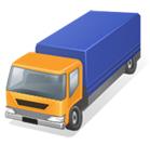 書類の溶解 持込トラック