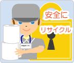 メリット4 安全なセキュリティー体制