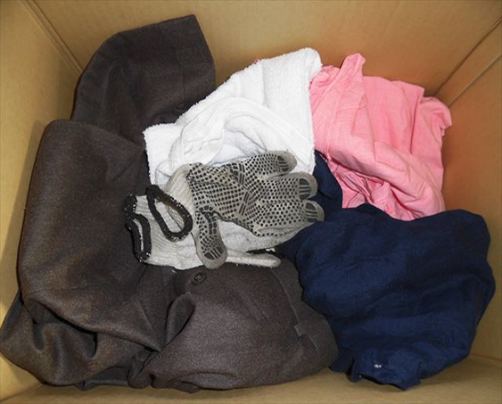 衣類・布製品